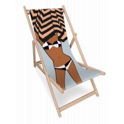 Transat Femme maillot de bain, collection On dirait le sud, Pôdevache