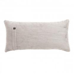 Coussin Pillow 60 x 30 cm, pour canapé Vetsak, velours côtelé platinium