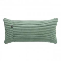 Coussin Pillow 60 x 30 cm, pour canapé Vetsak, velours côtelé vert pâle
