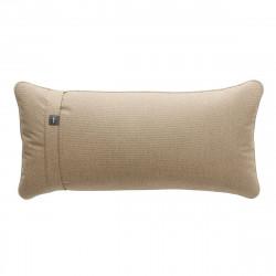 Coussin Pillow 60 x 30 cm outdoor, pour canapé Vetsak, toile d'extérieur beige