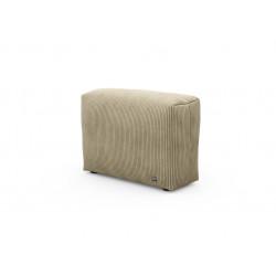 Module vertical taille S pour le canapé Vetsak, velours côtelé vert khaki