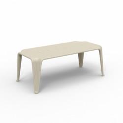Table F3, Vondom ecru