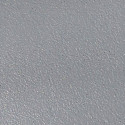 Banque d'accueil Line, élément droit 1m, Proselec acier Mat