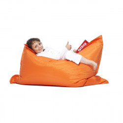 Pouf enfant Junior, Fatboy orange