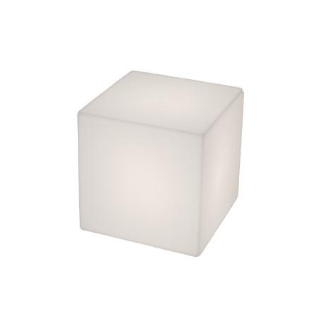 Cubo In, Slide Design blanc 20 cm, alimentation filaire