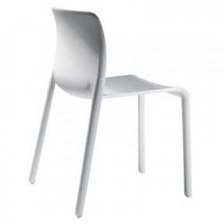 Lot de 2 chaises First Chair, Magis blanc