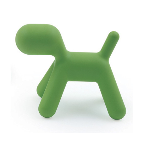 Fauteuil Puppy, Magis Me Too vert Taille M