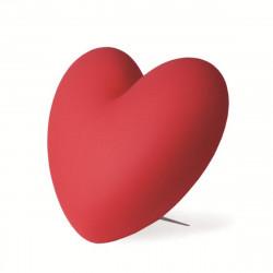 Lampe coeur Love, Slide Design rouge