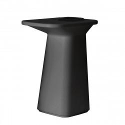 Table haute Jardinière Moma, Vondom noir