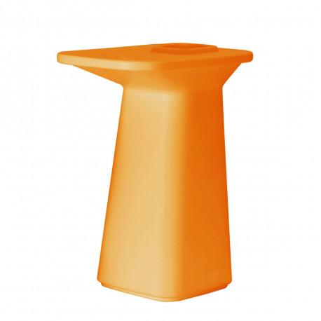 Table haute Jardinière Moma, Vondom orange