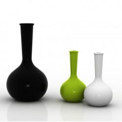 Vase Chemistube, Vondom blanc, D 36 x H 65 cm