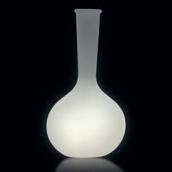 Vase lumineux Chemistube, Vondom blanc Taille L