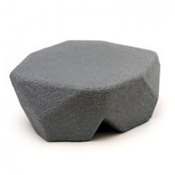 Petite Table Piedras, Magis Me Too gris anthracite