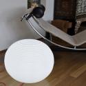 Boule lumineuse éxtérieur Molly, Slide Design blanc