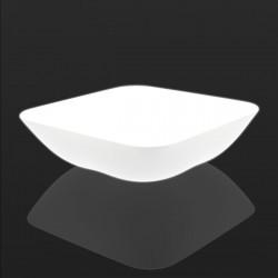 Table basse Pillow lumineuse, Vondom blanc