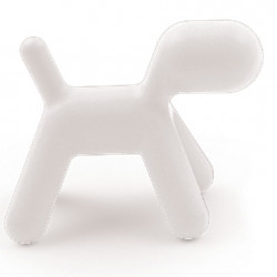 Fauteuil Puppy, Magis Me Too blanc Taille XL