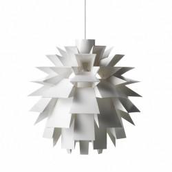 Lampe Norm 69, Normann Copenhagen blanc Diamètre 60 cm