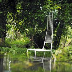 Chaise Alieno, Casamania blanc