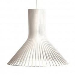 Suspension design Puncto 4203, Secto Design blanc