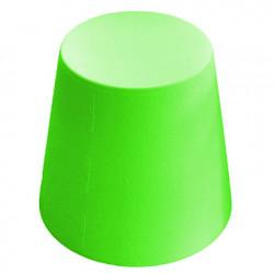 Ali Baba, tabouret design, Slide Design vert pomme, hauteur d\'assise 43 cm