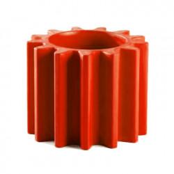Pot design Gear, Slide Design rouge