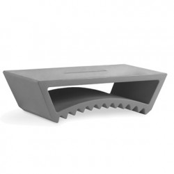 Table basse design Tac, Slide Design gris
