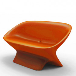 Canapé Ublo, Qui est Paul ? orange