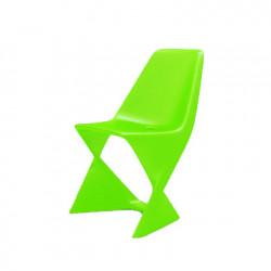 Chaise Iso, Qui est Paul ? vert