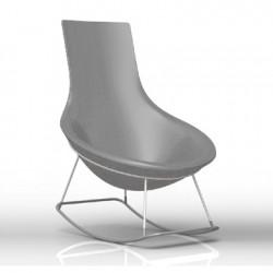 Rocking Chair Tom Yam, Qui est Paul? gris
