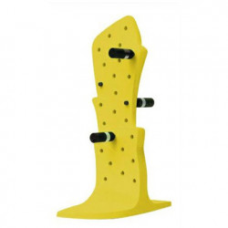 Porte bouteille Malbec, Slide Design jaune