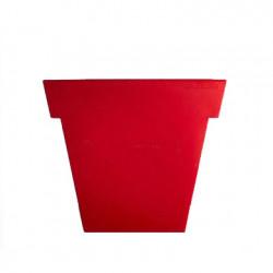 Pot Il Vaso Mat, Slide design rouge Grand modèle