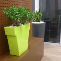 Pot Il Vaso Mat, Slide design jaune Grand modèle