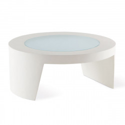 Table basse Tao, Slide Design blanc