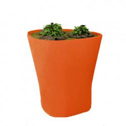 Pot Bones H 120 cm, Vondom orange