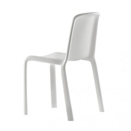 Chaise Snow 300, Pedrali blanc