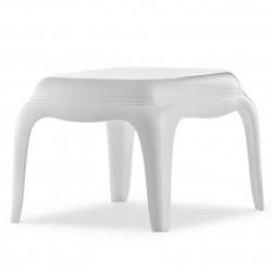 Table basse Pasha 661, Pedrali blanc