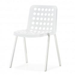 Koi-Booki 370 chaise, Pedrali blanc