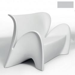 Canapé design Lily, MyYour gris acier