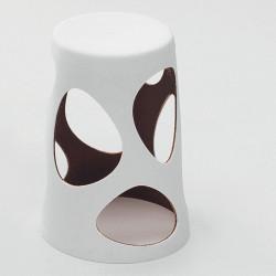 Tabouret design Liberty, MyYour noir, hauteur d'assise 64 cm