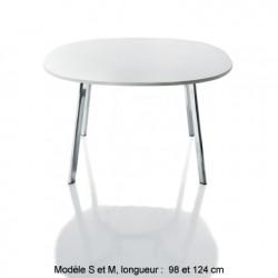 Table ronde Déjà-vu, Magis blanc Taille S