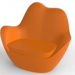 Fauteuil Sabinas, Vondom orange