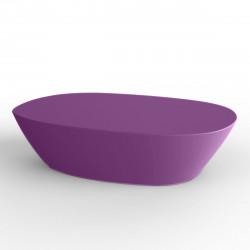 Table basse Sabinas, Vondom violet
