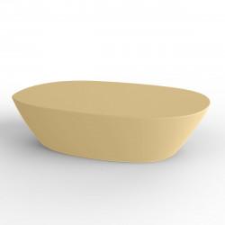 Table basse Sabinas, Vondom beige