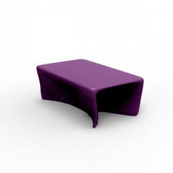 Table basse Biophilia, Vondom violet