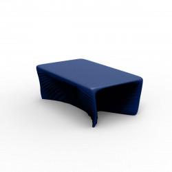 Table basse Biophilia, Vondom bleu