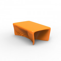 Table basse Biophilia, Vondom orange