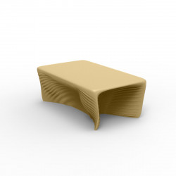 Table basse Biophilia, Vondom beige