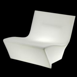 Fauteuil modulable Kami Ichi, Slide Design Lumineux à ampoule