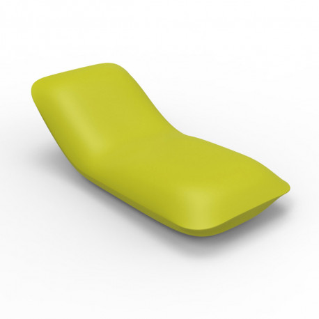Chaise longue Pillow, Vondom pistache Mat