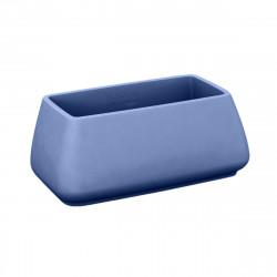 Pot Moma, Vondom bleu Hauteur 50 cm
